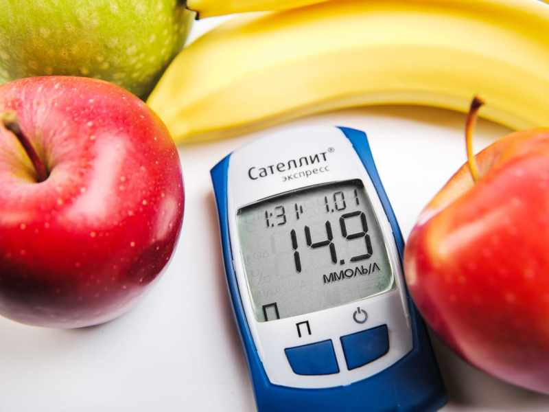 La banane et le diabète associable ?